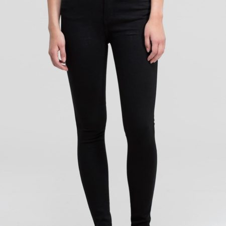 Dr Denim Lexy Jeans in Black