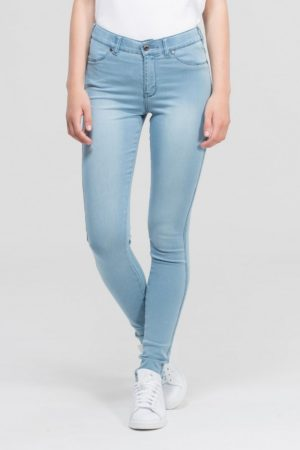 Dr Denim Plenty Jeans in Light Blue