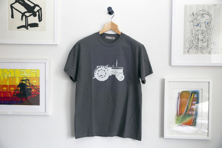 Fishboy PZ Old Tractor Tee