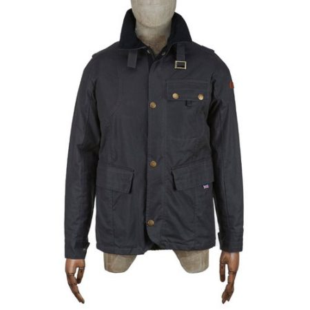 Peregrine Bexley Jacket in Gunmetal Grey