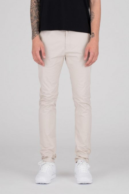Dr Denim Heywood Chino in Buff Beige