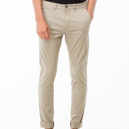 Dr Denim Heywood Chino in Khaki