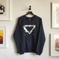 Fishboy PZ Jubilee Pool Sweater Navy Heather