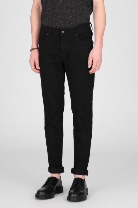 Dr Denim Clark Jeans in Organic Black