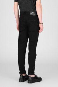 Dr Denim Clark Jeans in Organic Black