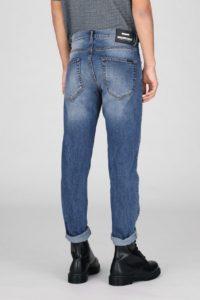 Dr Denim Clark Jeans in In Worn Mid Blue