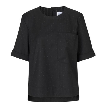 Libertine-Libertine Dove Blade Top Black