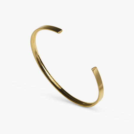 The Boyscouts Facet Bracelet in Gold