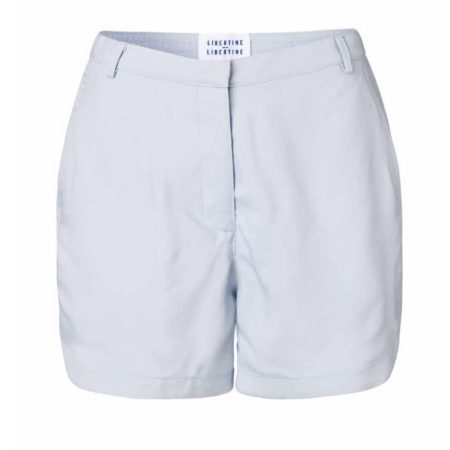 Libertine-Libertine Burn Her Shorts in Sky Blue
