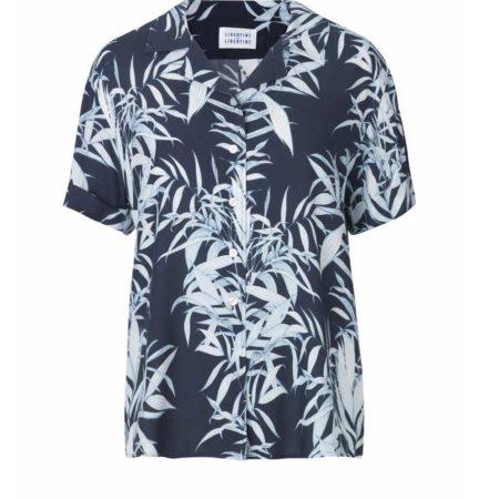 Libertine-Libertine Page Rental Shirt in Blue