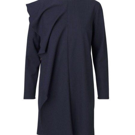 Libertine-Libertine Essens Neet Dress in Peacoat Stripe