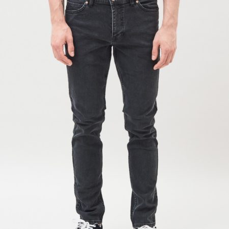Dr Denim Clark Jeans in Black Vintage