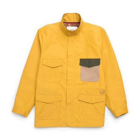 Herschel Supply Co Field Jacket in Arrowwood/Khaki