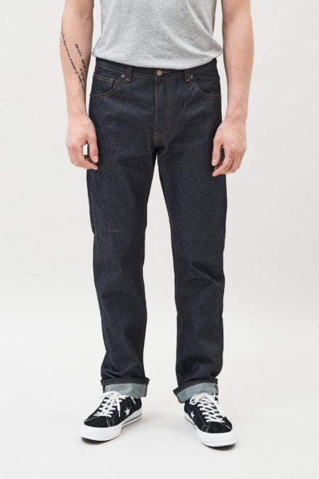 Dr Denim Gus Jeans in Raw Selvage