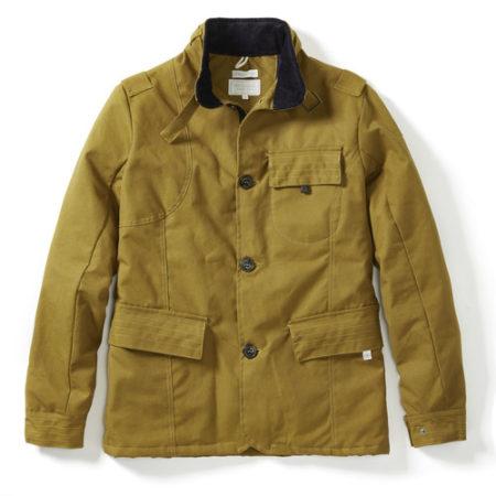 Peregrine Cambric 10 Bexley Jacket in Mustard
