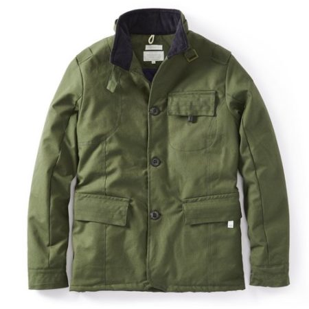 Peregrine Cambric 10 Bexley Jacket in Olive