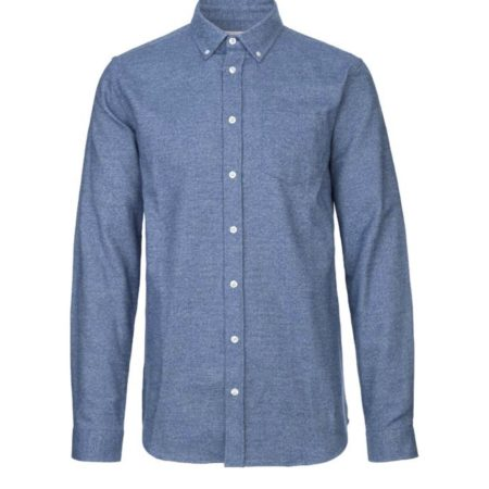 Libertine-Libertine Hunter Ball Shirt in Blue