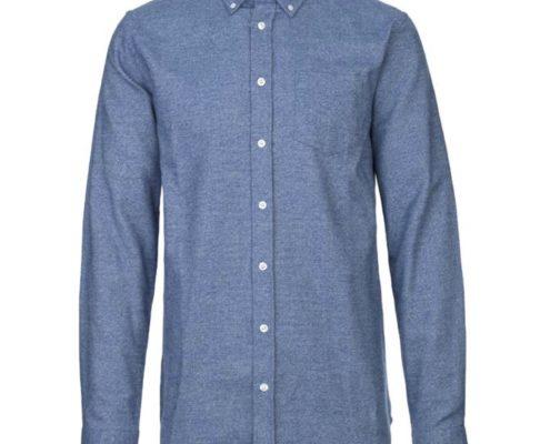 Libertine-Libertine Hunter Ball Shirt in Blue