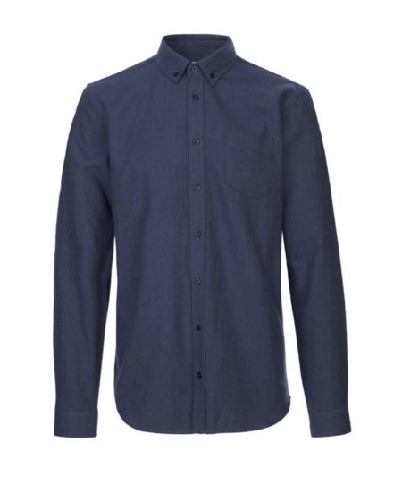 Libertine-Libertine Hunter Fillion Shirt in Blue