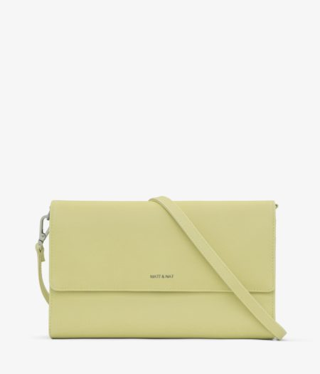 Matt & Nat Drew Vintage Crossbody Clutch in Cactus