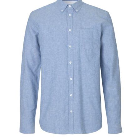 Libertine-Libertine Hunter Reveal Shirt in Colonial Blue