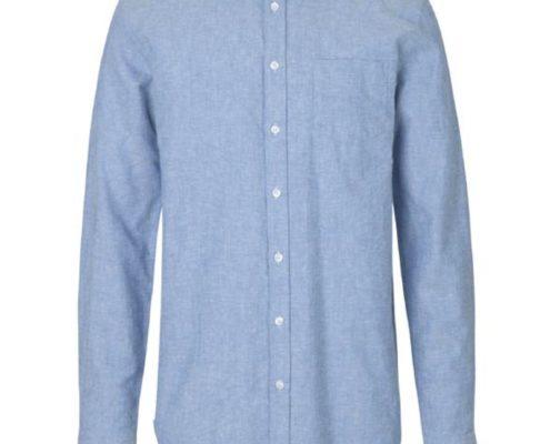 Libertine-Libertine Hunter Reveal Shirt in Colonial Blue