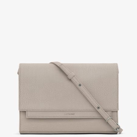 Matt & Nat Silvi Dwell Crossbody Bag in Koala