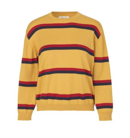 Libertine-Libertine Call Pile Knit in Stripes