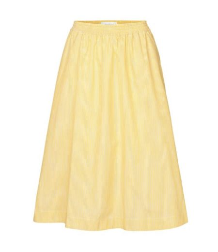 Libertine-LibertineGlobal Free Skirt in Yellow Stripe
