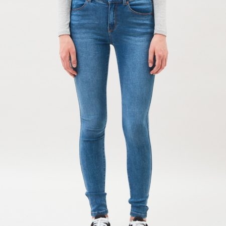 Dr Denim Lexy Jeans in Light Stone