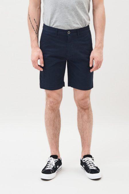 Dr DenimWood Shorts in Deep Blue