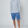 Native Youth Byrne Shorts in Blue