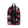 Herschel Supply Co. Packable Daypack in Vintage Floral Black