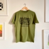 Fishboy PZ Pocketful of Stones Men's Tee in Military Green