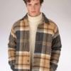 Peregrine Barney Wool Blanket Shirt