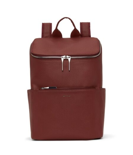 Matt & Nat Brave Purity Backpack in Beet