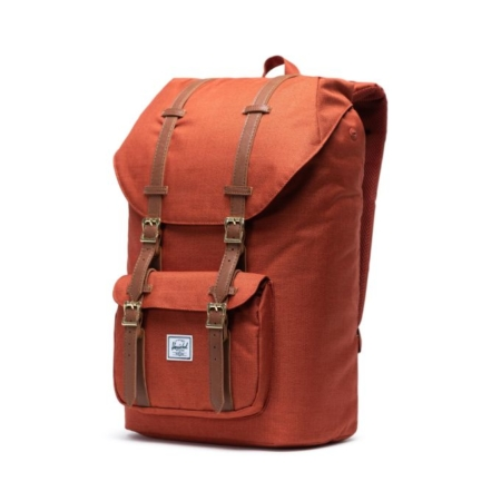 Herschel Supply Co. Little America Backpack in Picante Crosshatch