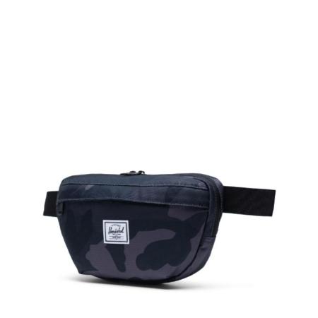 Herschel Supply Co Nineteen Hip Pack in Black Camo