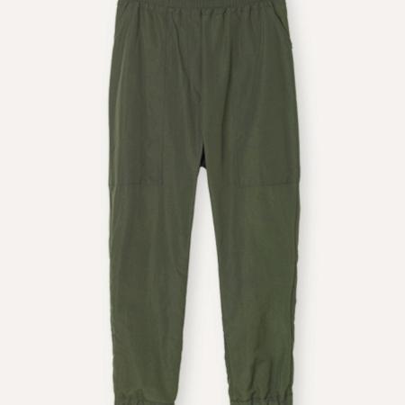 Libertine-Libertine Chain Trousers in Riffel Green