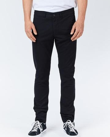 Dr Denim Clark Chino in Black