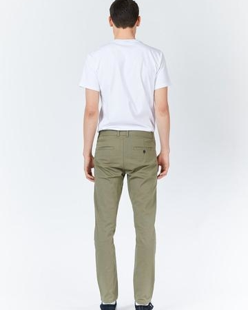 Dr Denim Clark Chino in Light Emerald