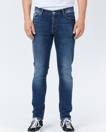 Dr Denim Clark Jeans in Blue Grit