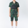 Dr Denim Jungle Kai Short Sleeve Shirt