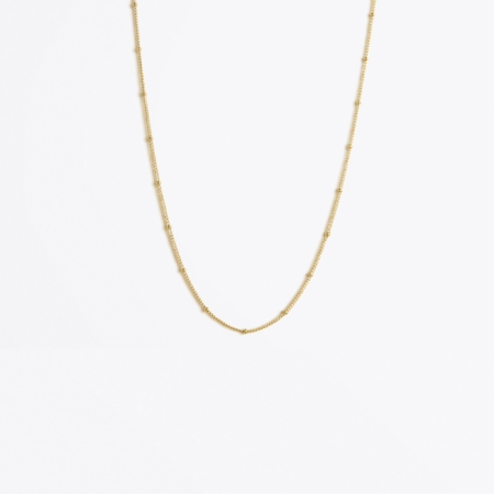 Wanderlust Life Gold Satellite Necklace