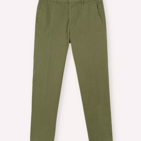 Libertine-Libertine Transworld Trousers in Riffel Green