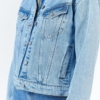 Dr Denim Alva Denim Jacket in Destiny Blue