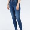 Dr Denim Lexy Jeans in West Coast Dark Blue