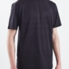 Lals Hawkers Worn Crew Tee in Black