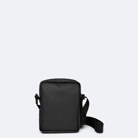 Rains Jet Bag in Black