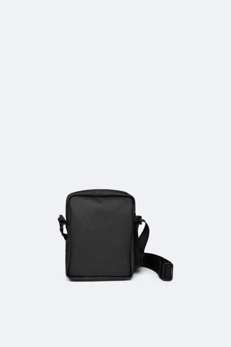 Rains Jet Bag in Black
